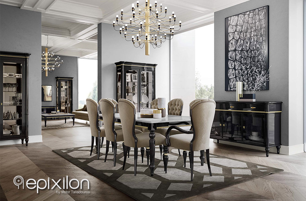 Dining table Epixilon