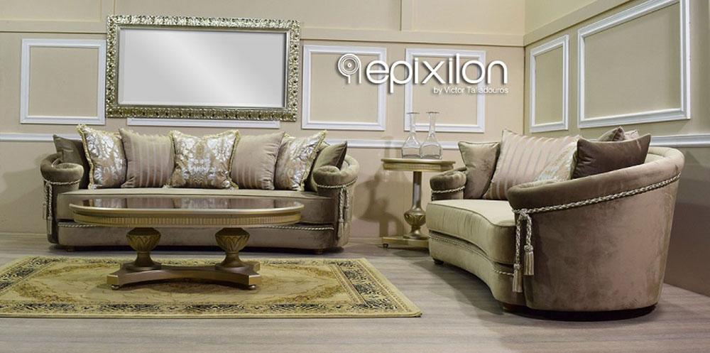 Versace Sofa Set Epixilon Neoclical Furniture Sofa Set Thesofa