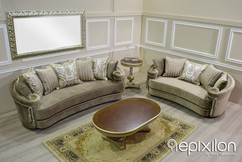 epixilon neoclassical furniture furniture sofa set neoclassical living room set versace. Black Bedroom Furniture Sets. Home Design Ideas
