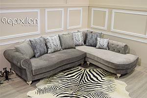Neoclassical Sofa Chic