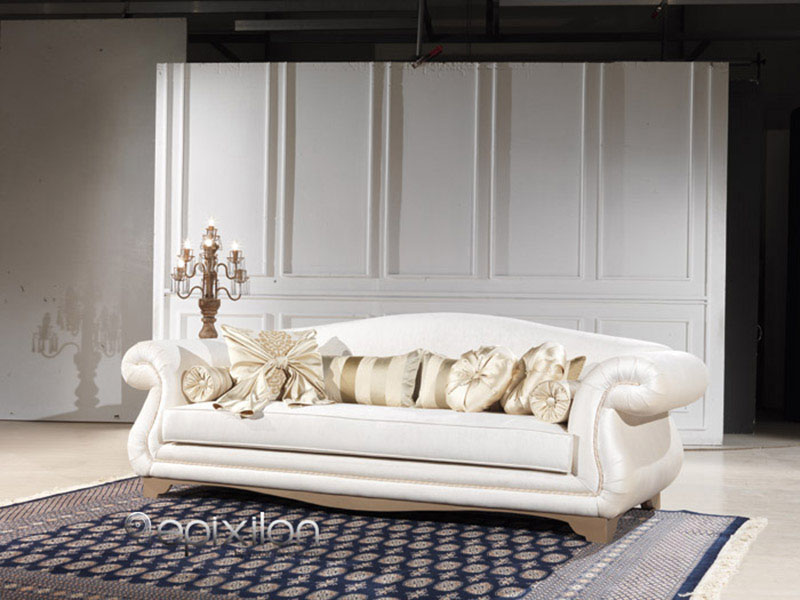 Neoclassical Sofa Classic Dreams