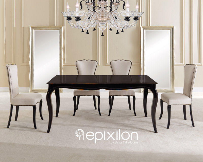 Neoclassical Dining Table Tiffany